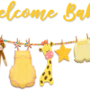 welcome baby ecards
