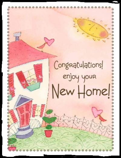 new home eCard